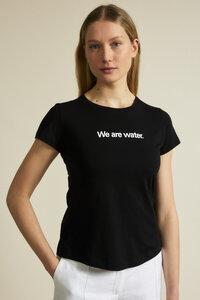 """Charityshirt """"We Are Water"""" aus Bio-Baumwolle GOTS - LANIUS"""