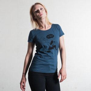Women T-Shirt 'George' - DISKO