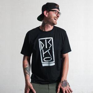 Men T-Shirt 'Signum' - DISKO