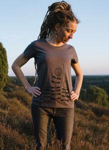 Damen T-shirt Waldblumen - Cmig