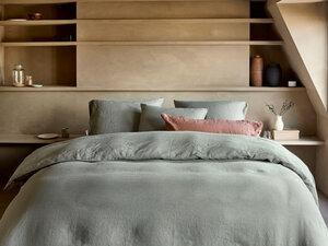 Bettwäscheset Gewaschen Leinen - Yumeko
