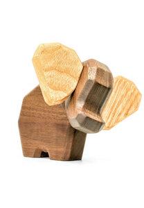 """Holzfigur """"Kleiner Elefant"""" - FableWood"""