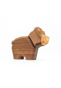 "Holzfigur ""Little Bear"" - FableWood"