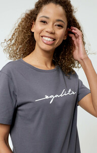Loose T-Shirt Egalite Bio Baumwolle - OGNX