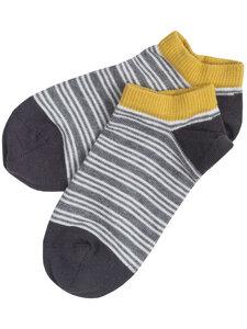 Kinder Sneaker Socken Bio-Baumwolle - People Wear Organic