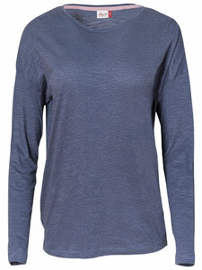 Damen Langarm Shirt reine Bio-Baumwolle - People Wear Organic