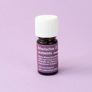 Lavendelöl 5 ml - Sauberkasten
