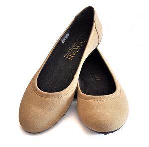 Mia Suede - Noah Italian Vegan Shoes