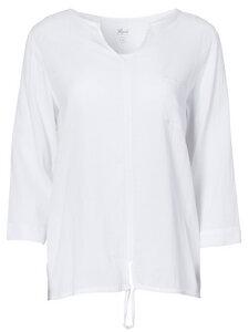 Damen Sommer Bluse reine Bio-Baumwolle - People Wear Organic