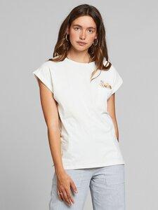 T-Shirt Visby Flower Pocket - DEDICATED