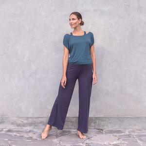LUCY TENCEL - Damen - lockeres Shirt für Yoga und Freizeit aus Tencel - Jaya
