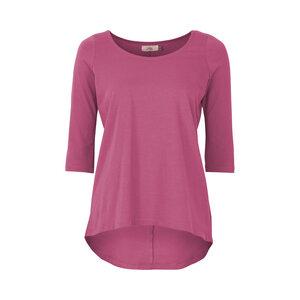 LENI - Damen - lockeres 3/4 Shirt für Yoga und Freizeit aus Biobaumwolle - Jaya