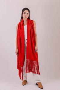 Schal Luz aus Baumwolle - TASHAY