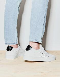 #boi veganer Herren Sneaker, recycelt aus Naturlatex und Kork - NINE TO FIVE
