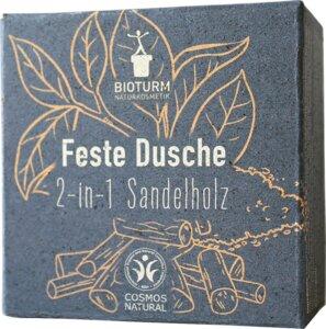 BIOTURM Feste Dusche Sandelholz - Bioturm