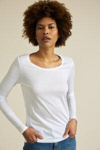 Langarmshirt GOTS aus Bio-Baumwolle - LANIUS