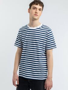 Rights T-Shirt Navy White - Rotholz