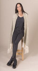 XL Schal Lucien aus Lama Wolle - TASHAY