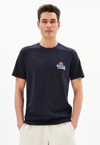 JAAMES SUNSET - Herren T-Shirt aus Bio-Baumwolle - ARMEDANGELS