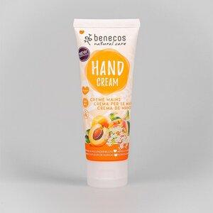 Naturkosmetik - Handcreme - Aprikose & Holunderblüte - vegan - 75 ml - benecos