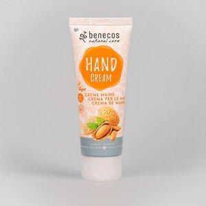 Naturkosmetik - Handcreme - Classic - Sensitive - vegan - 75 ml - benecos