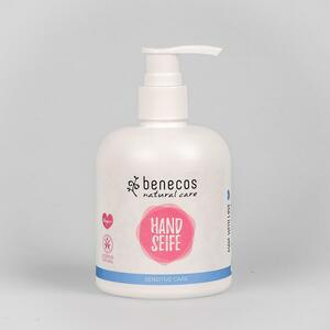 benecos Natural Handseife SENSITIVE CARE - benecos