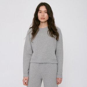 Boxy Sweatshirt Damen - Organic Basics
