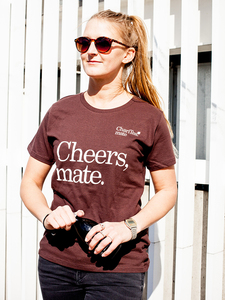 Lemonaid Frauen Shirt 'Cheers, Mate' - Lemonaid