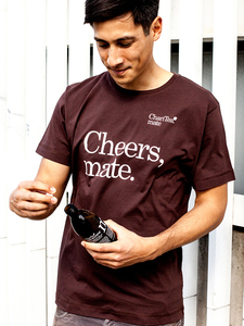 Lemonaid Herren Shirt 'Cheers, Mate' - LemonAid