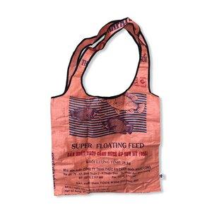 Einkaufstasche Ri43 recycelter Reissack - Beadbags