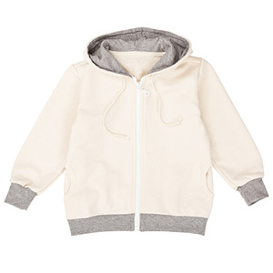 Nipp Hoody natur - Nipparel kids clothing