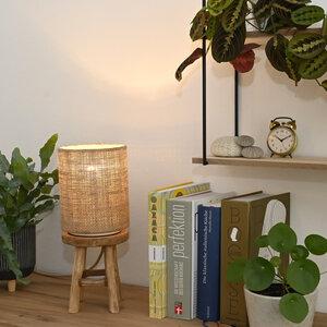 Tischleuchte Perlbohne N°14 aus Kaffeesack - lumbono