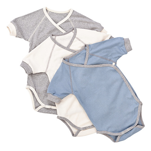Nipp Wrap T Body - Set Blau