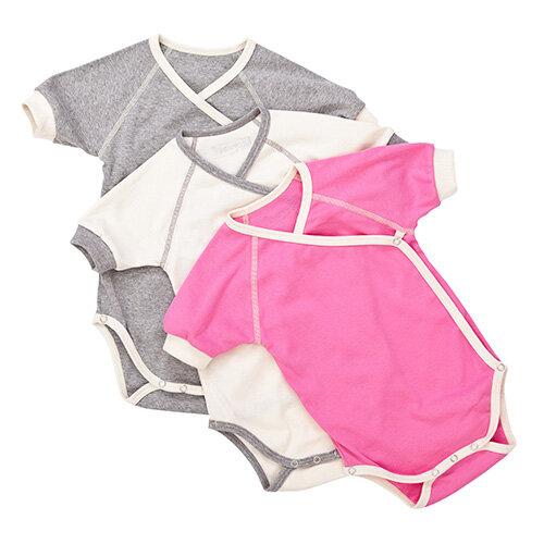 Nipp Wrap T Body - Set Pink