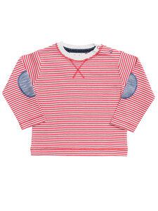 Baby und Kinder Langarm-Shirt Ringel reine Bio-Baumwolle - People Wear Organic