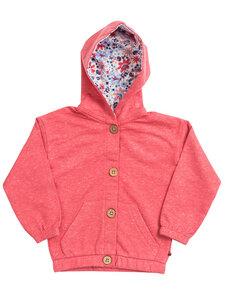 Baby und Kinder Kapuzenjacke reine Bio-Baumwolle - People Wear Organic
