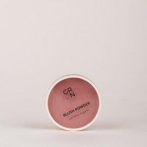 Biokosmetik Blush Powder - seidige Textur mit Vitamin E - GRN [GRÜN]