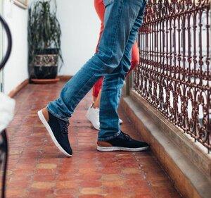 Vegane Sneaker für Herren - Mindo - SAOLA