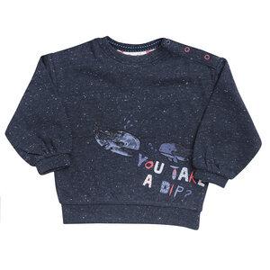 Baby u. Kinder Sweatshirt dunkelblau Bio People Wear Organic - People Wear Organic