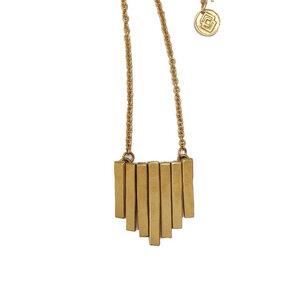 Halskette Fransen - Sasa Designs