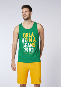 Men, Tank Top, Regular Fit - Oklahoma Jeans