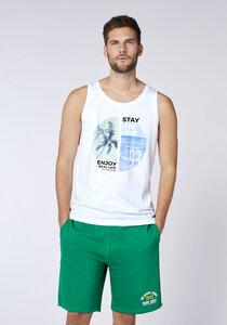 Men, Tank Top, Regular Fit - Oklahoma Jeans