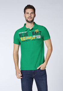 Men, Polo Shirt, Regular Fit - Oklahoma Jeans