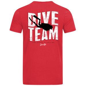 Dive Team Pocket T-Shirt Herren - Lexi&Bö