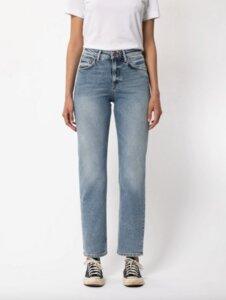 Straight Sally - Loving Twill - Nudie Jeans