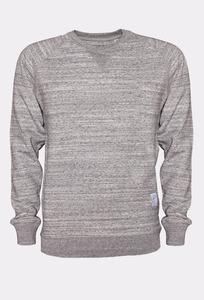 JAPAN REDUCED Raglan Sweater Slub Heather - Rotholz
