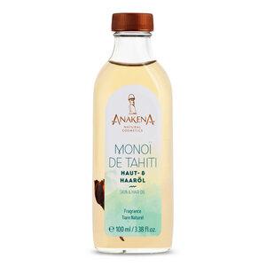 Monoï de Tahiti - Haut- und Haaröl - 100 ml - zertifizierte Naturkosmetik - Anakena - Natural Cosmetics