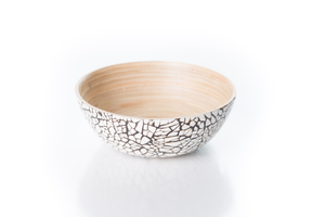 Bambusschälchen Mosaik - Bea Mely