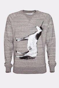 ERNST THE EINHORN Raglan Sweater - Rotholz