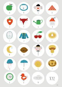 ABC Poster - ava&yves